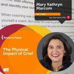 Research Paper: The Physical Impact of Grief