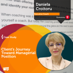 Coaching Case Study: Client's Journey Toward Managerial Position