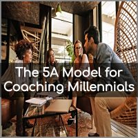 Millennials in Business Coaching Model Paul Chang