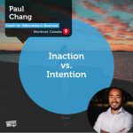 Power Tool: Inaction vs. Intention