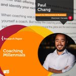 Research Paper: Coaching Millennials