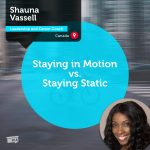 Power Tool: Staying in Motion vs. Staying Static