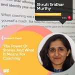 Research Paper: The Power Of Stories And What It Means For Coaching