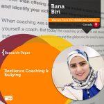 Coaching Case Study: Resilience Coaching & Bullying