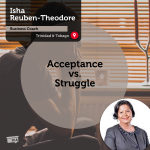 Power Tool: Acceptance vs. Struggle