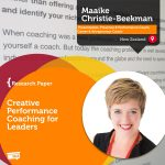 Research Paper: Creative Performance Coaching for Leaders