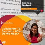 Research Paper: Collaborate To Succeed – What Do We Mean?