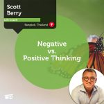 Power Tool: Negative vs. Positive Thinking