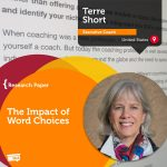 Research Paper: The Impact of Word Choices