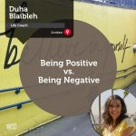 Power Tool: Being Positive vs. Being Negative