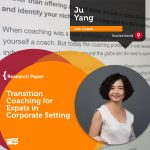 Research Paper: Transition Coaching for Expats in Corporate Setting