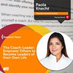 Research Paper: The Coach-Leader: Empower Others to Become Leaders of their Own Life