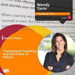 Research Paper: Transitional Coaching and the Power of Failure