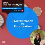 Power Tool: Procrastination vs. Prioritisation