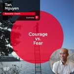 Power Tool: Courage vs. Fear
