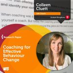Research Paper: Coaching for Effective Behaviour Change