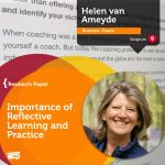 Research Paper: Importance of Reflective Learning and Practice