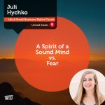 Power Tool: A Spirit of a Sound Mind vs. Fear