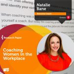 Research Paper: Coaching Women in the Workplace