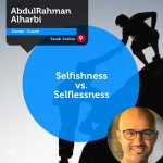 Power Tool: Selfishness vs. Selflessness