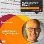 Research Paper: Coaching in Organizations