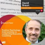 Research Paper: Positive Psychology Interventions in Leadership/Executive Coaching