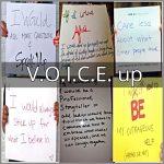 Coaching Model: V.O.I.C.E. up