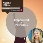 Power Tool: Empowered vs. Powerless