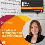 Research Paper: Emotional Intelligence in the Workplace