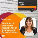 Research Paper: The Role of Emotional Intelligence in Empowering Business Mums