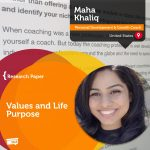 Research Paper: Values and Life Purpose