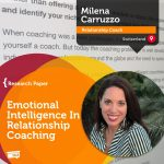 Research Paper: Emotional Intelligence In Relationship Coaching