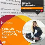 Research Paper: Yoga Life Coaching The Story of My Life