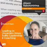 Research Paper: Leading in Uncertain times – SoMo Leadership & Coaching