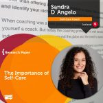 Research Paper: The Importance of Self-Care