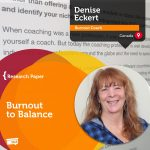 Research Paper: Burnout to Balance