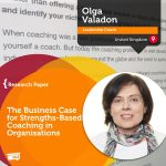Research Paper: The Business Case for Strengths-Based Coaching in Organisations