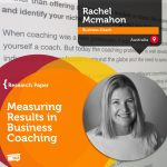 Research Paper: Measuring Results in Business Coaching