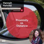 Power Tool: Proximity vs. Distance