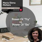 """Power Tool: Power of """"Try"""" vs. Power of """"Do"""""""