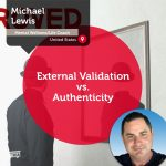 Power Tool: External Validation vs. Authenticity