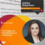 Research Paper: The Value of Manifesting in Coaching