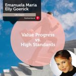 Power Tool: Value Progress vs. High Standards