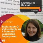 Research Paper: Exploration Of Vulnerability As A Potential Leadership Superpower