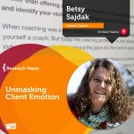 Research Paper: Unmasking Client Emotion