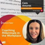 Research Paper: Coaching Millennials In The Workplace