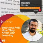 Research Paper: Emotions And How They Affect Our Learning