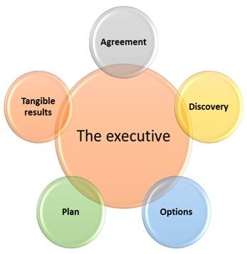Fadwa Badalla Executive Coaching Model