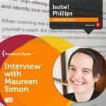Research Paper: Interview with Maureen Simon