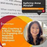 Research Paper: Why Coaching Is A Better Strategy For Engaging And Retaining Millennial Employees